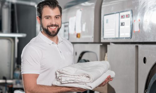 CORPORATE LAUNDRY SERVICE